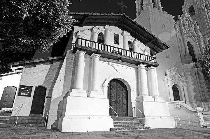 Mission San Francisco de Asís. Courtesy of Paul Richmond.