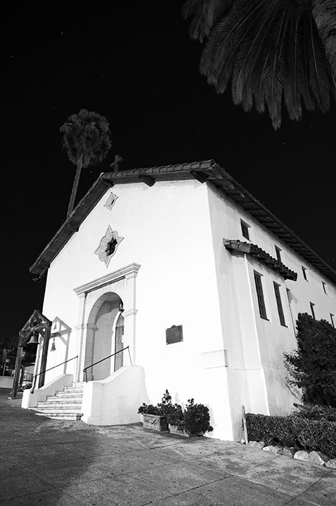 Mission San Rafael. Courtesy of Paul Richmond.