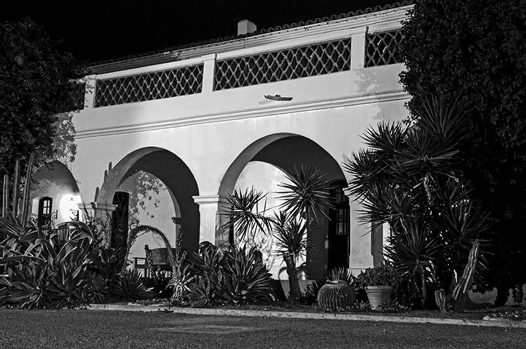 Mission San Luis Rey. Courtesy of Paul Richmond.
