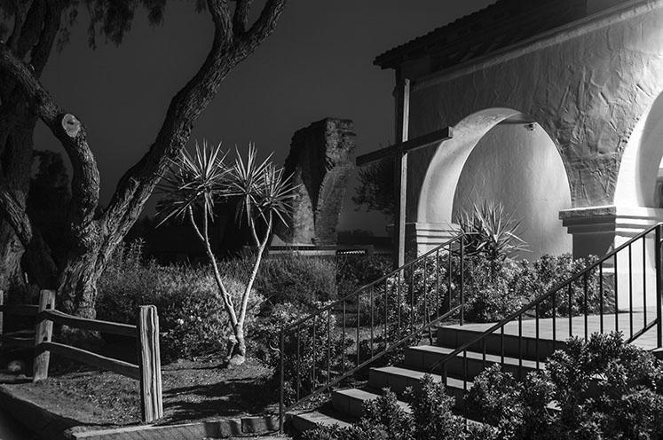 Mission Santa Inés. Courtesy of Paul Richmond.